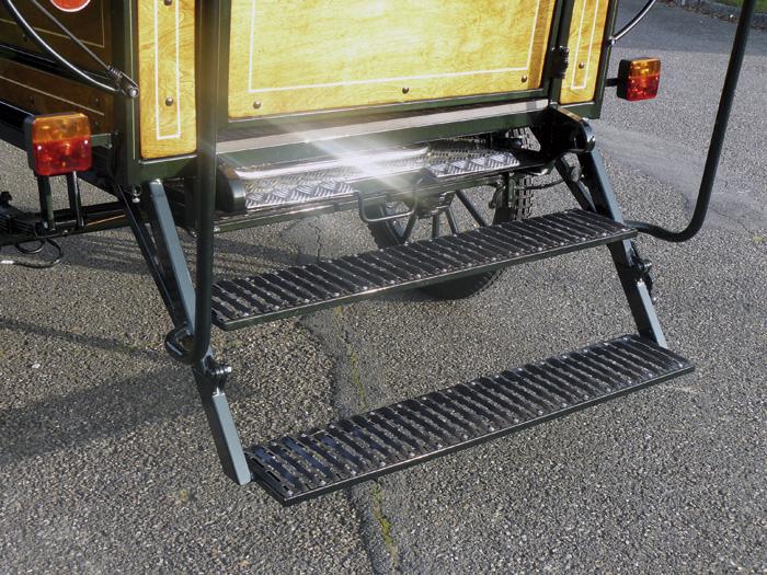 attelage patrick rebulard wagonnette mixte pour passagers handicap s et valides. Black Bedroom Furniture Sets. Home Design Ideas